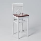 Scandinavian style bar stool