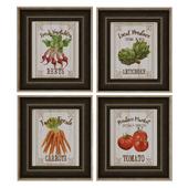 Fresh vegetables Debbie Dewitt   set 22