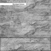 Wall Materials Set 03