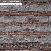 Wall Materials Set 04