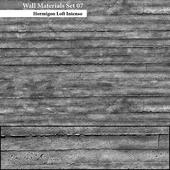 Wall Materials Set 07
