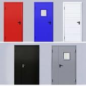 DoorHan Fire Doors