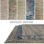 Carpets DOVLET HOUSE 5 pieces (part 346)