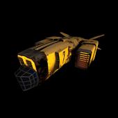 SpaceShip Bee-7