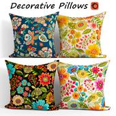Decorative Pillow set 289 Etsy