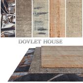 Carpets DOVLET HOUSE 5 pieces (part 347)