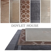 Carpets DOVLET HOUSE 5 pieces (part 348)