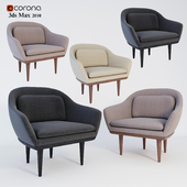 Lunar Lounge Chair Large