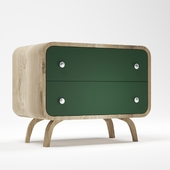 Chest of drawers Ellipse