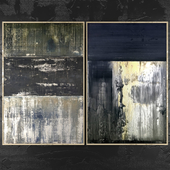 Paintings abstract | set 357