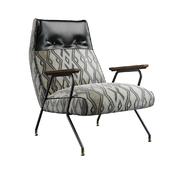 Monochromatic Quentin Chair