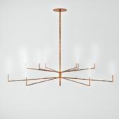 Pendant lamp Epsilon from Gallottiradice