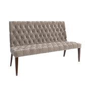 Vittoria Frigerio.Damas bench high.Damas bench medium.