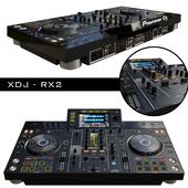 DJ-СИСТЕМА PIONEER XDJ-RX2