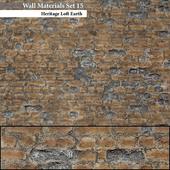 Wall Materials Set 15