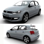 Volkswagen Polo 5doors 2010