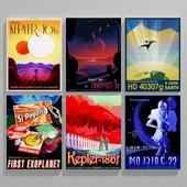 NASA posters set No.1