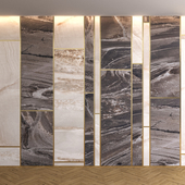 Wall Panel with parquet 15