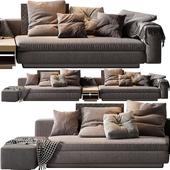 Minotti Yang Sofa Opcion B