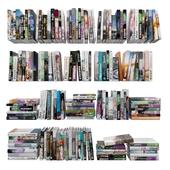 Books (150 pieces) 1-9-20