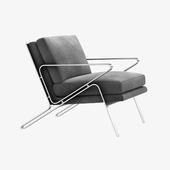 Bernhard antoni chair 3d model