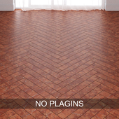 Light Red Marble Tiles in 2 types