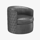 Bernhardt Corbin swivel chair 3d model