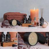 Decorative bathroom set 8