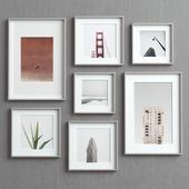 Picture Frames Set-85
