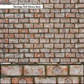 Wall Materials Set 23