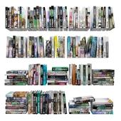 Books (150 pieces) 1-9-21