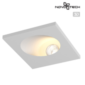 The NOVOTECH 370497 CAIL lamp which is built in under painting