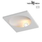 The NOVOTECH 370498 CAIL lamp which is built in under painting