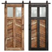 Upper (sliding) doors 2