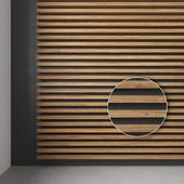 Reiki wooden veneered decorative