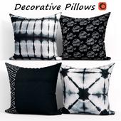 Decorative pillows set 305 Folkulture