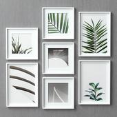 Picture Frames Set-86