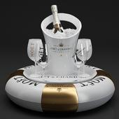 Decorative Champagne MÖét 2