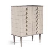 Высокий комод Cipriani Homood Cocoon High chest of drawers