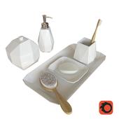 West Elm Bathroom Accessories 1