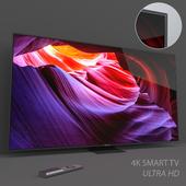 SAMSUNG Q90R 4K SMART QLED TV