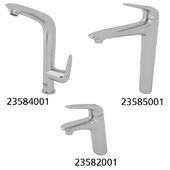 Grohe Wave sink faucets
