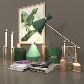 Decorative set_Azita Model