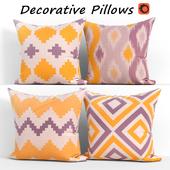 Decorative pillows set 313 WOMHOPE