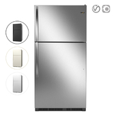Whirlpool 33-inch Wide Top Freezer Refrigerator