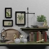 Farmhouse decor set