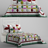 VHC Everly 3-Piece King Luxury_bed