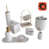 West Elm Bathroom Accessories 2
