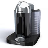 Nespresso by Breville VertuoLine Chrome Coffee-Espresso Maker