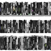Books (150 pieces) 3-7-3